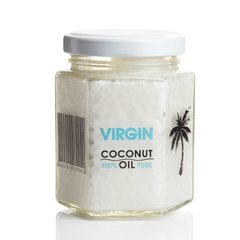 Нерафінована кокосова олія VIRGIN COCONUT OIL Hillary 200 мл