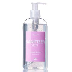 Антисептик Санітайзер Skin SANITIZER DOUBLE HYDRATION inspiration Hillary 200 мл