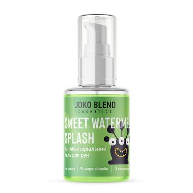 Антисептик для рук гель Sweet Watermelon Splash Joko Blend 30 мл